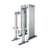 Устройство для транспортировки и обеспечения устойчивости проходных металлодетекторов CEIA